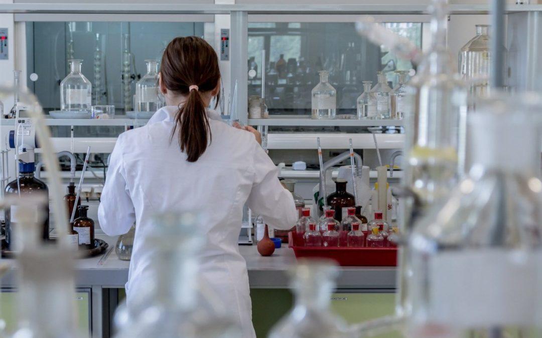 Bewerbung als Chemielaborant