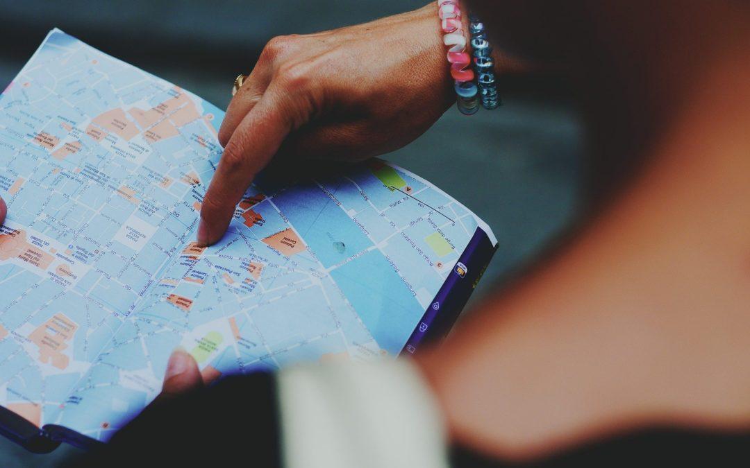 Bewerbung als Reiseleiter
