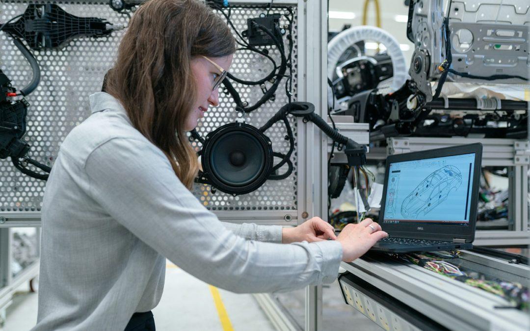 Gekonnt Bewerben Bewerbung als Elektrotechniker